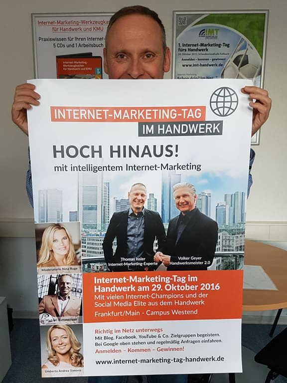 Internet-Marketing-Tag im Handwerk
