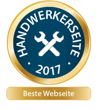 Handwerkerseite des Jahres