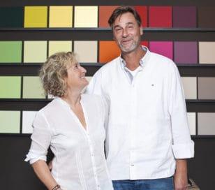 Ursula Kohlmann und Reino Kohlmann