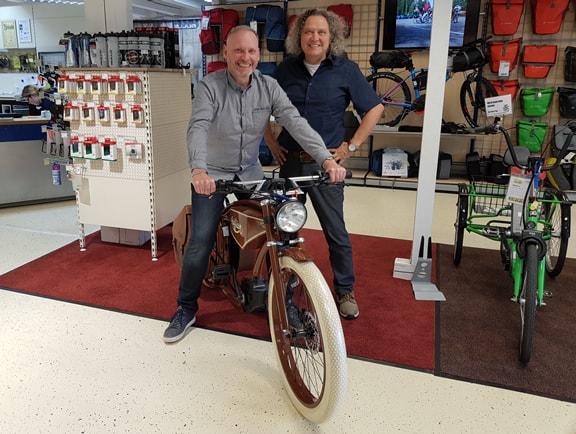 Die neue Website des Rad & E-Bike Center Leonberg ist online