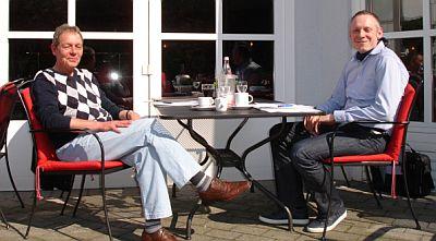 Thomas Issler und Erich Weber in Neckarsulm