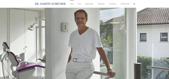 Zahnarzt Dr. Scheurer